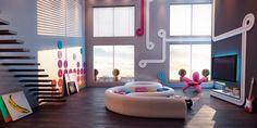 Inspiratie voor vloeren & wanden