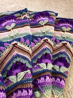 Ravelry: acmom's Sophie's Universe CAL