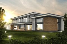 simple modern, amazing house