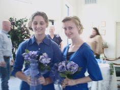 Beautiful Apostolic Pentecostal Young Ladies