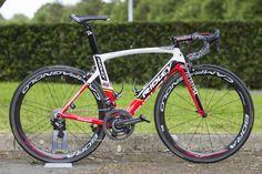 Tour de France bikes: André Greipel's Ridley Noah SL (video)