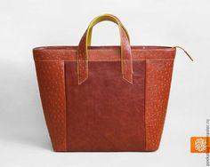 Большая сумка из натуральной кожи. Peekabag стильные сумки. Кожаная женская сумка
