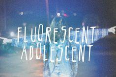 Fluorescent Adolescent - Arctic Monkeys