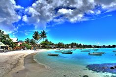 Grand Baie is the most popular beach Mauritius. Photo by Tour Adivsors