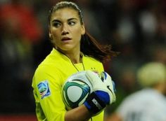 "Hottest Female Athlete of 2011 ""Hope Solo"""
