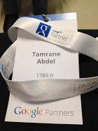 1789.fr à la soirée Google partners