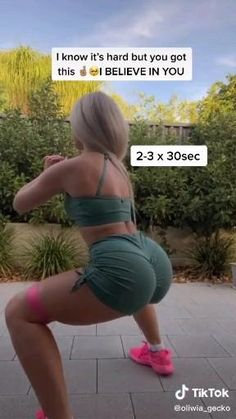 Build bigger and rounder glutes with this lower body workout at home with resistance bands
