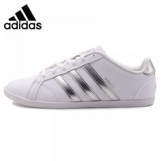 Original New Arrival 2019 Adidas NEO Label CONEO QT Women's Skateboarding Shoes Sneakers Price: 95.94 & FREE Shipping #staysafe #practicesafetyguidlines #fashion #sport #tech #lifestyle Adidas Neo Label, Adidas Sneakers, Shoes Sneakers, Shoe Department, Hard Wear, Brand Store, Lace Up Heels, Types Of Shoes, Beautiful