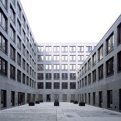 Max Dudler — Bundesministerium für Verkehr, Bau- und Stadtentwicklung, Berlin