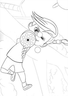 coloring page boss baby boss baby 06