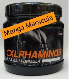 BCAA Alphaminos von PROFUEL®, ***Aroma Mango Maracuja***NEU IM SORTIMENT ab Lager lieferbar