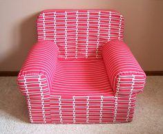Tutorial: Kids Soft Armchair