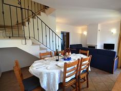 Townhouse close to amenities Holiday Lettings, Villas, Townhouse, Stairs, Home Decor, Terraced House, Mansions, Stairway, Staircases