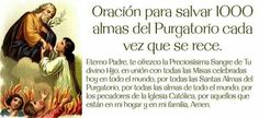 Almas del purgatorio Catholic Religion, Ecards, Prayers, Facebook, Christmas, Christian Prayers, Powerful Prayers, Catechism, Bible