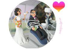 Dentist Wedding Cake Topper Dentistry cake topper by CuteDelight