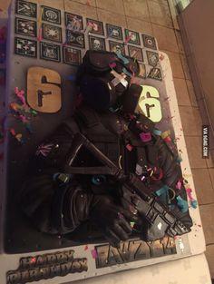 What do you guys think of my birthday cake?