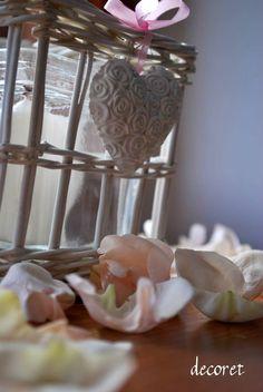 dekoracja na sali weselnej