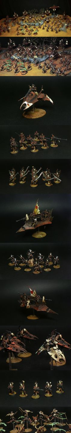 Dark eldar army.