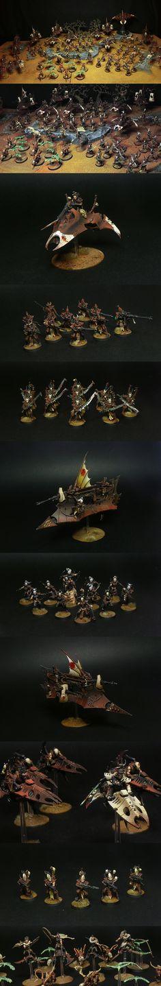Dark eldar army.