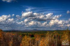 Autumn at Nippo Lake Golf Course - Philip Alex Photography