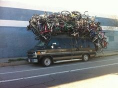 """all your bikes belong to me"""