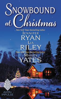 SPOTLIGHT | SNOWBOUND AT CHRISTMAS by Jennifer Ryan, Maisey Yates & Lia Riley ~ Excerpt, Author Q&A, + Giveaway!