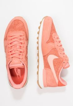 big sale 753f4 b54db INTERNATIONALIST - Trainers - crimson bliss vintage coral   Zalando.co.uk 🛒