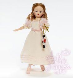 Wish List ~ Madame Alexander Clara Nutcracker Ballerina Doll $129.95