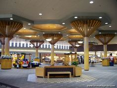 Bismarck kirkwood mall | Atrium Area / Center Court Inside Kirkwood Mall - Bismarck, North ...