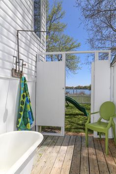 The view from the outdoor clawfoot tub...from our newest listing in Riva, MD! http://www.realtor.com/realestateandhomes-detail/3085-Riverview-Rd_Riva_MD_21140_M52857-63477?cpPreview=true