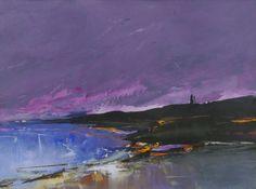 Night Landscape by Donald Hamilton Fraser