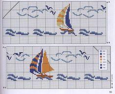 Save those thumbs Cross Stitch Sea, Cross Stitch Numbers, Cross Stitch Borders, Cross Stitch Flowers, Cross Stitch Designs, Cross Stitching, Cross Stitch Embroidery, Cross Stitch Patterns, Knitting Charts