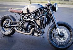 Hormel Made A Bacon-Powered Diesel Motorcycle - Supercompressor.com