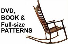 Maloof Rocking Chair Plans