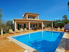 Luxury Villa, 6 Adults, 3 Children 2 Babies, Heatable Pool, A Playground, Sea    Holiday Rental in Carvoeiro area from @HomeAwayUK #holiday #rental #travel #homeaway