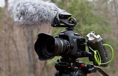 Recording audio with your video DSLR, part 2.