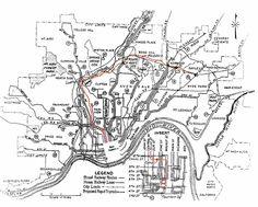 Cincinnati Subway Map.68 Best Cincinnati Subway Images In 2019 Cincinnati Subway