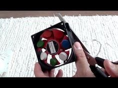 """Magnet Motor Free Energy fan cooler rotation without electricity """"Free ..."""