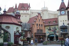 Epcot World Showcase Best Kept Secrets – Germany I love little town! Always pretty