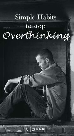 Overthinking is a destructive thing that is holding people back from the life that they really want to live. Every little problem becomes bigger and scarier than it is. In other words, they overthink positive things up to a …