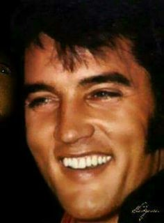 The best looking man Elvis Presley & the greatest performer of all time. We miss you!