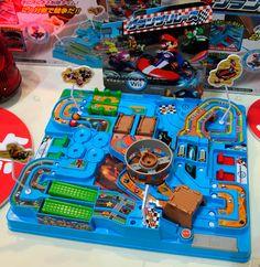 Super Mario Kart Labyrinth-Like Board Game