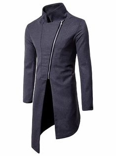 Fashion Clothing Site with greatest number of Latest casual style Dresses as well as other categories such as men, kids, swimwear at a affordable price. Dress Code Casual, Casual Outfits, Cheap Mens Jackets, Men's Jackets, Concept Clothing, Mens Leather Coats, Mens Overcoat, Designer Clothes For Men, Character Outfits