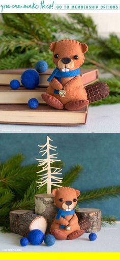 940387db6 34 Best DIY Felt Stuffie Projects images in 2019 | Felt crafts diy ...