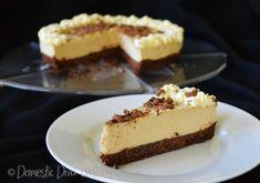 Domestic Diva - Irish Mocha Cheesecake. Failsafe and no bake.