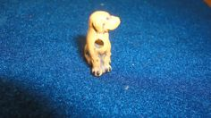 Golden retriever charm pendant by PatsapearlsBoutique on Etsy, $9.99