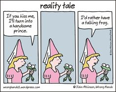 reality tale - this was me as a kid