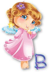 ange-A-2.gif 3 Gif, Cute Alphabet, Thing 1, Love You Forever, Love You All, A 17, The Fool, My Music, Princess Peach