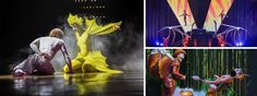 Cirque du Soleil is delighted to announce the first-ever UK arena tour of its signature production, Varekai.