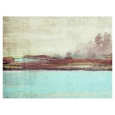 Reminiscent of misty mornings on the fells, this beautiful giclee print by renowned artist Irena Orlov infuses your home with classic country charm. Mount above an oak wood sideboard in a room dressed with pastel upholstery and beaten brass accents to complete the look.  Product: Wall art printConstruction Material: Artist-grade cotton canvas and woodFeatures:  Original artwork by Irena OrlovGiclee printed designUV coated acrylic finish to protect the image from dust, moisture and ...